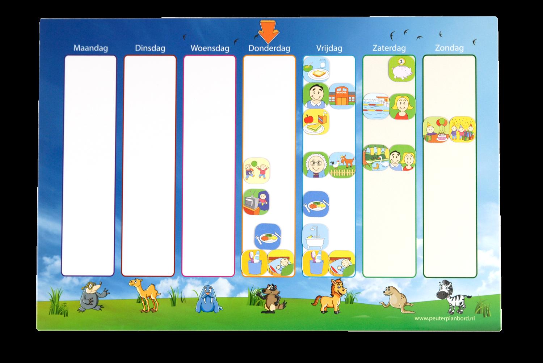 Planbord Voor Kinderen Productnieuws Nl