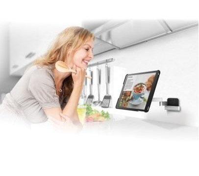 Gebruik uw iPad Air nu ook in de keuken, in de badkamer of onderweg ...