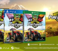 game PureFarming 2018