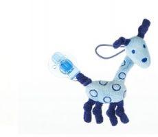 Difrax-pluche-fopspeenkoord-Giraffe