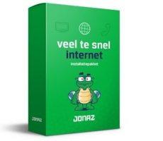 Jonaz-internetsnelheid