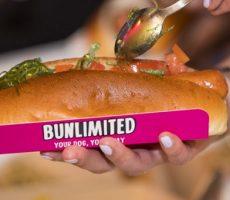 Bunlimeted-hotdog