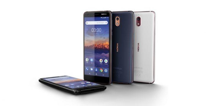 Nokia 3-1