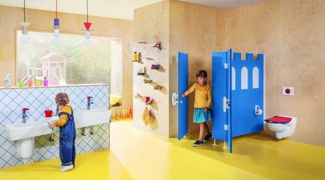 kinderbadkamer-Villeroy-Boch