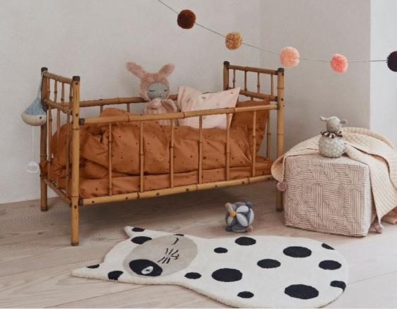 Populaire Originele Kinderkamers : Originele vloerkleden brengen kinderkamers tot leven