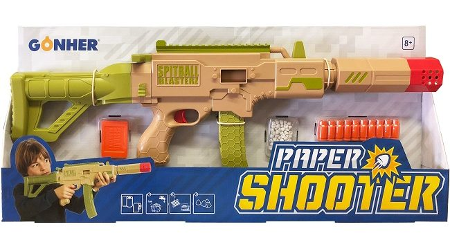Paper-Shooter