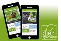 Dierspecialist App met vele, handige functionaliteiten voor huisdiereigenaren