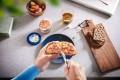 Nieuw! Optimel Salades van Friesland Campina