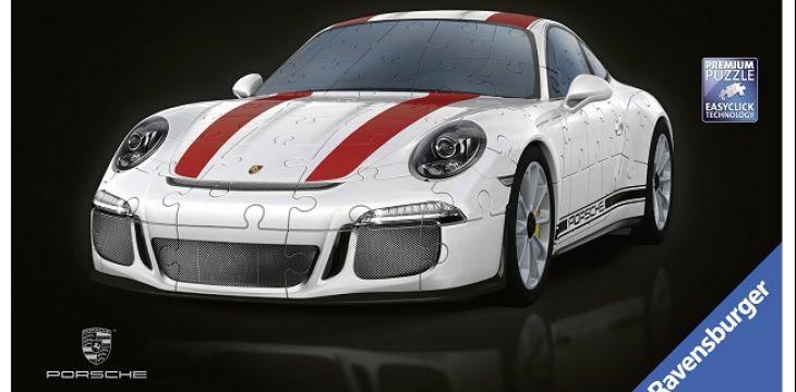 3D-Puzzel-Porsche