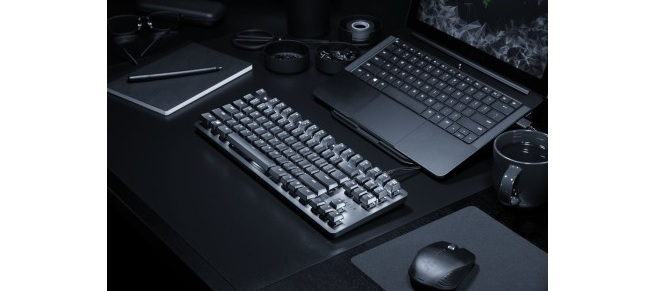 Toetsenbord BlackWidow Lite legt de focus op productiviteit