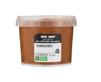 Veiligheidswaarschuwing AH Verse curry Tandoori 300 gram