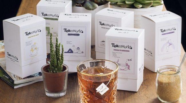TEAmwork-Tea