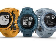 Garmin-GPS-smartwatch
