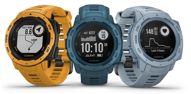 Garmin-GPS-smartwatch