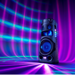 Sony High Power-Audiosystemen