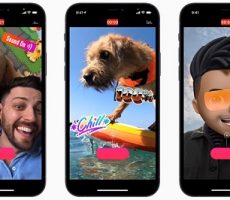 Video app Clips