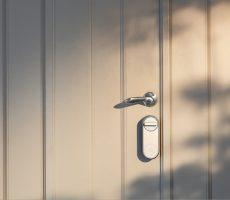 linnus sleutelloos deurslot