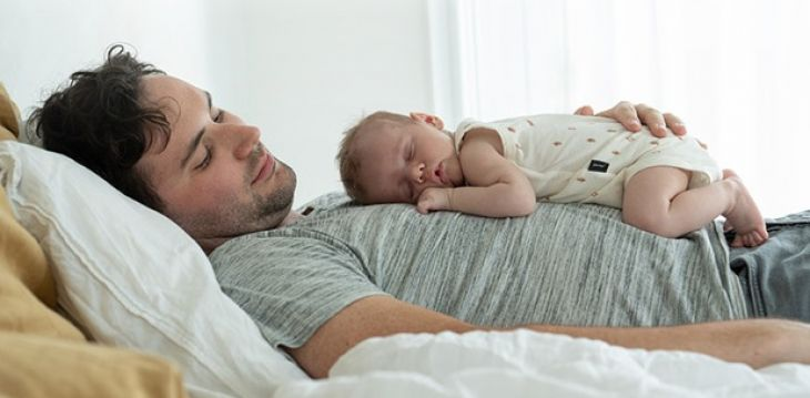 prenatal bezorging