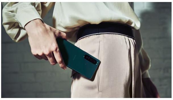 Sony introduceert Xperia 1 III
