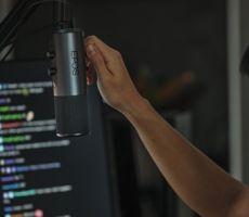 epos streaming microfoon