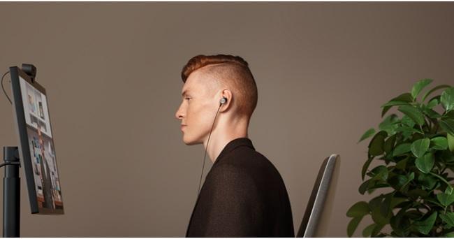 logitech earbuds