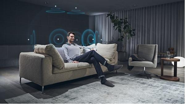 Sony SRS-NS7 nekband speaker