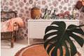 Nieuwe behangprints van Roomblush zorgen voor vrolijkheid op de muur