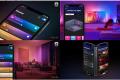 Signify lanceert de nieuwe Philips Hue app 4.0